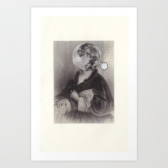 Catherine the Great Art Print