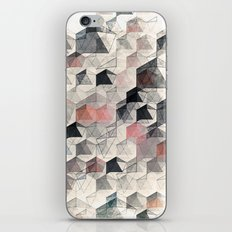 as the curtain falls (variant) iPhone & iPod Skin