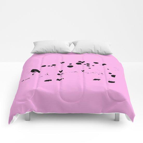 Pig Spots Comforters