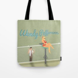 Wendy Peffercorn Tote Bag