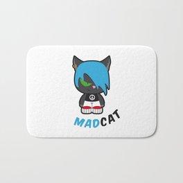 Mad cat Bath Mat