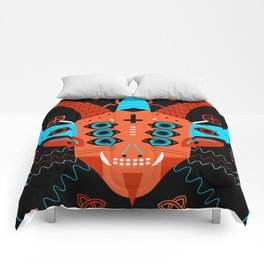 TAROT. XV- Le Diable Comforters