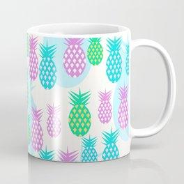 Tropical pineapples Coffee Mug
