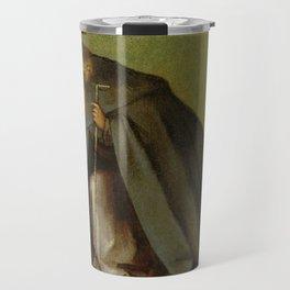 De verzoeking van de heilige Antonius - Hieronymus Bosch Travel Mug
