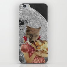 Counting chickens iPhone & iPod Skin
