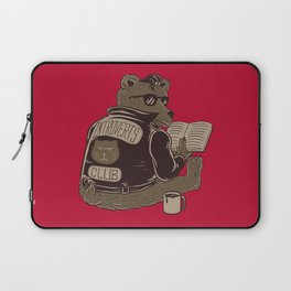 Introverts Club Laptop Sleeve