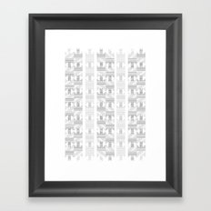 UFOlk 1 Framed Art Print
