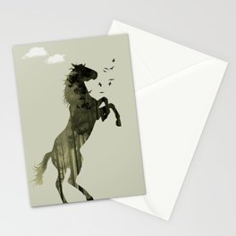 Arabian nights Stationery Cards