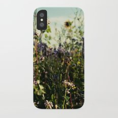 Meadow iPhone X Slim Case