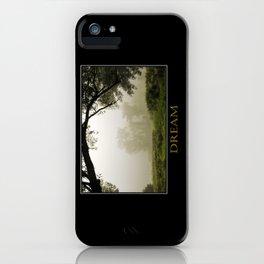 Inspiring Dreams iPhone Case