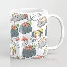 Sushi Cats Coffee Mug