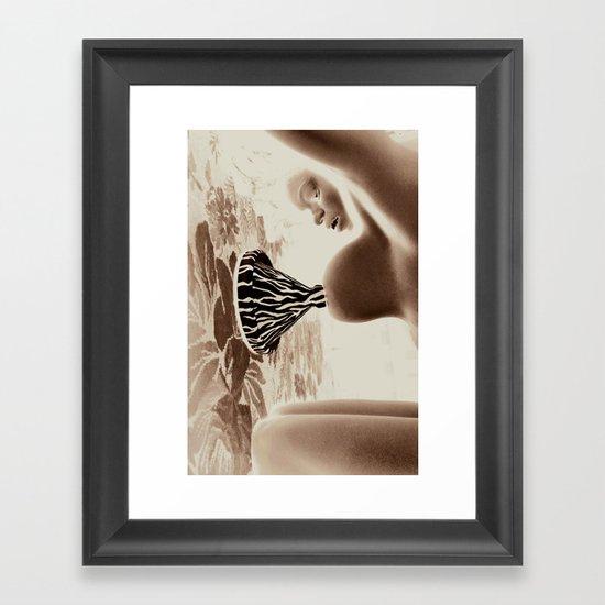 Ambush 2 Framed Art Print