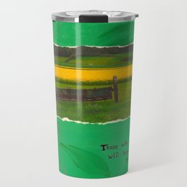 Refreshed Travel Mug