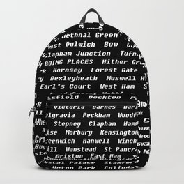 Greater London Backpack