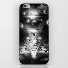 Class Difference iPhone Skin