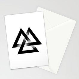 Valknut Stationery Cards