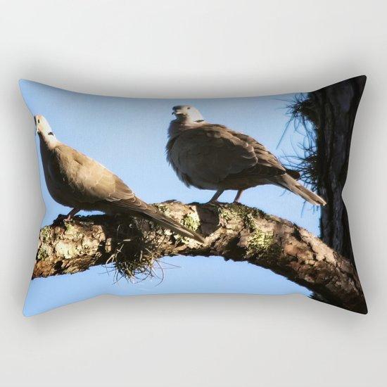 Lovey Dovey Rectangular Pillow