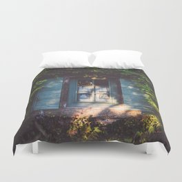 September - Landscape and Nature Photography Duvet Cover