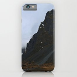 Land of Fire and Ice iPhone Case