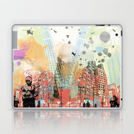 A tale of two cities 1 Laptop & iPad Skin