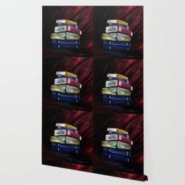 Books Of Knowledge Wallpaper