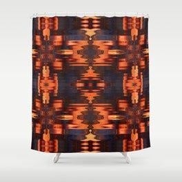 October Shower Curtain