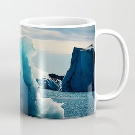 Ice Blue Coffee Mug