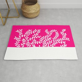 Rubby Forest Rug