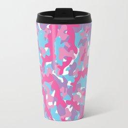 Unicorn's Breakfast [Camo Pattern] Travel Mug