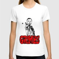 rick grimes T-shirts featuring Walking Dead - Rick GRIMES  by High Design