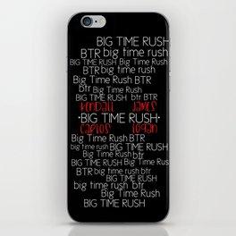 btr new iPhone Skin