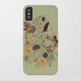 Northern Bear iPhone Case