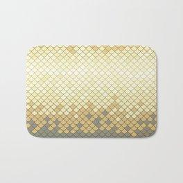 Golden Scales Bath Mat