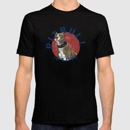 Pitbull is Love  T-shirt