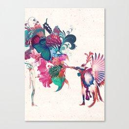 MIDSUMMER NIGHT - BLOSSOM Canvas Print