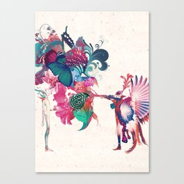 MIDSUMMER NIGHT - BLOSSOM Canvas Print