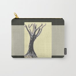 unblinking tree Carry-All Pouch