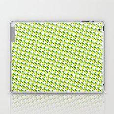 So cross… yellow. Laptop & iPad Skin
