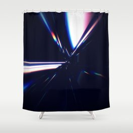 2049 Shower Curtain