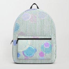 The grandeur of fragility. Backpack