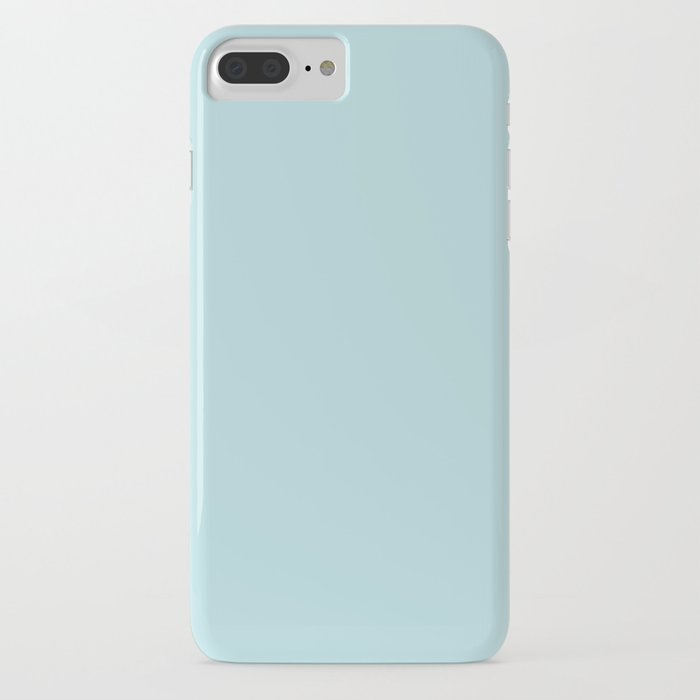 simply pretty blue iphone case