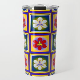 Spanish Tiles - A Travel Mug
