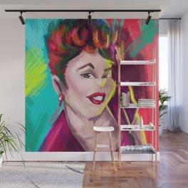 Ella Wall Mural