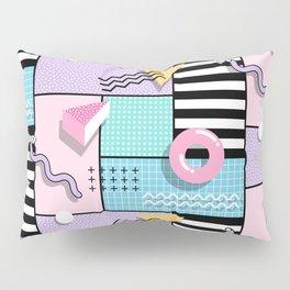 Memphis Party Pillow Sham