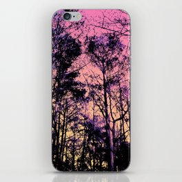 Forest (Sunrise) iPhone Skin
