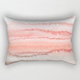 WITHIN THE TIDES CORAL DAWN Rectangular Pillow