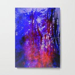 Sea Flare Metal Print