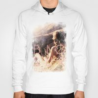 big sur Hoodies featuring BIG SUR by TOO MANY GRAPHIX