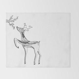 Bambi Throw Blanket