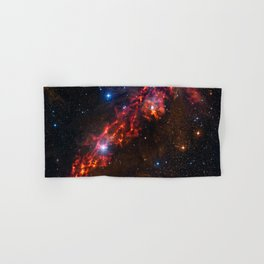 Cosmic Couds in the Orion Nebula Hand & Bath Towel